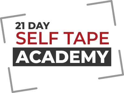 21 Day Self Tape Course
