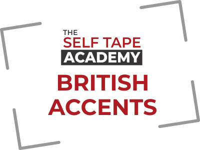 British Accents Self Tape Course
