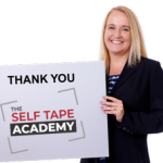 Thank you Self Tape Academy